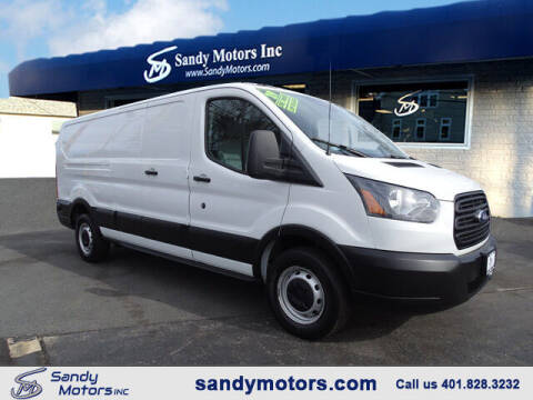 2019 Ford Transit Cargo for sale at Sandy Motors Inc in Coventry RI