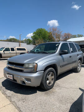 2004 Chevrolet TrailBlazer for sale at MTC AUTO SALES in Omaha NE