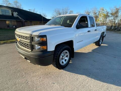 2015 Chevrolet Silverado 1500 for sale at RODRIGUEZ MOTORS CO. in Houston TX