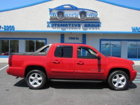 2010 Chevrolet Avalanche for sale at The Wholesale Outlet in Blackwood NJ
