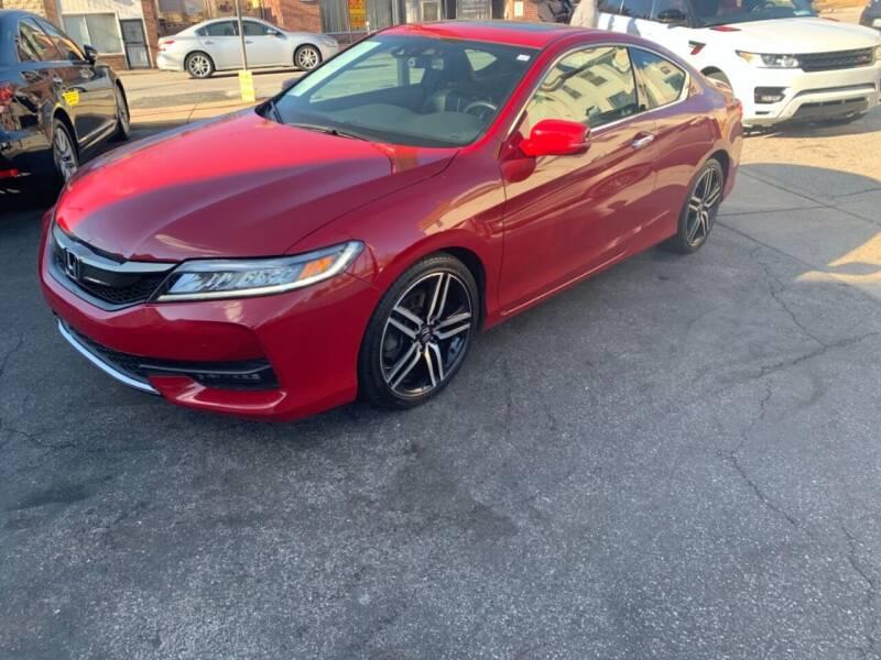 2017 Honda Accord for sale at H & H Motors 2 LLC in Baltimore MD