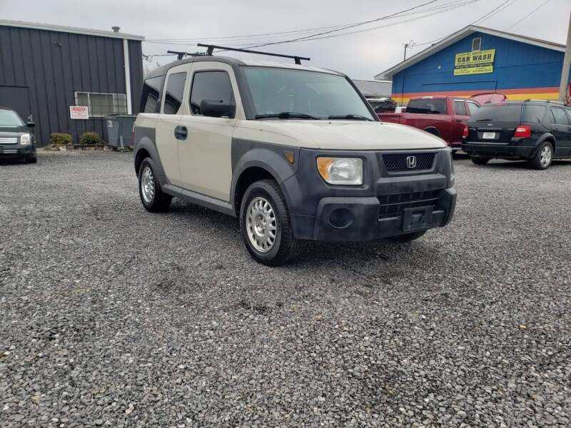 2005 Honda Element for sale at Cristians Auto Sales in Athens TN