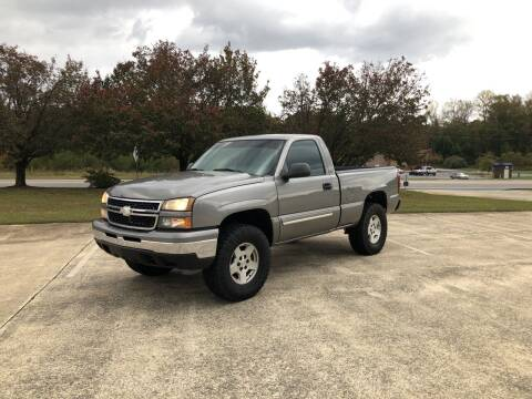 2006 Chevrolet Silverado 1500 for sale at Priority One Auto Sales in Stokesdale NC