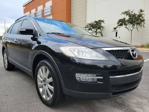 2009 Mazda CX-9 for sale at ELAN AUTOMOTIVE GROUP in Buford GA