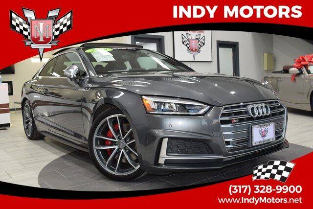 2018 Audi S5 for sale at Indy Motors Inc in Indianapolis IN