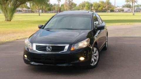 2008 Honda Accord for sale at CAR MIX MOTOR CO. in Phoenix AZ