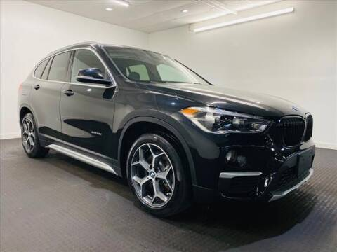 2018 BMW X1 for sale at Champagne Motor Car Company in Willimantic CT