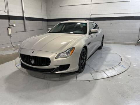 2014 Maserati Quattroporte for sale at Luxury Car Outlet in West Chicago IL