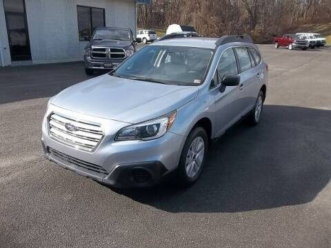2017 Subaru Outback for sale at MINK MOTOR SALES INC in Galax VA
