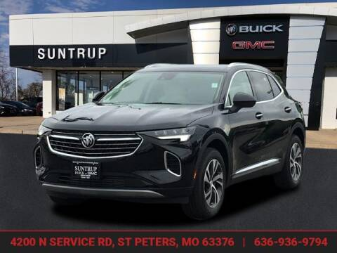 2021 Buick Envision for sale at SUNTRUP BUICK GMC in Saint Peters MO