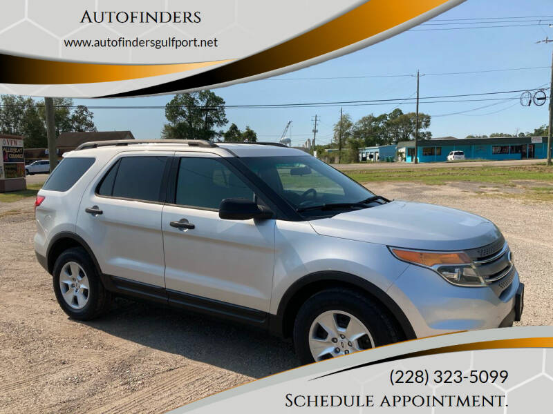 2014 Ford Explorer for sale at Autofinders in Gulfport MS