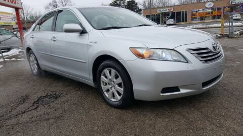 2007 Toyota Camry Hybrid for sale at Nile Auto in Columbus OH