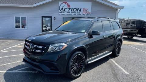 2017 Mercedes-Benz GLS for sale at Action Motor Sales in Gaylord MI