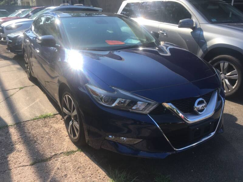 2016 Nissan Maxima for sale at MELILLO MOTORS INC in North Haven CT