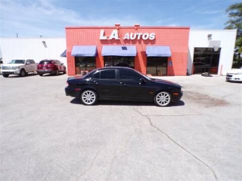 2004 Jaguar X-Type for sale at L A AUTOS in Omaha NE
