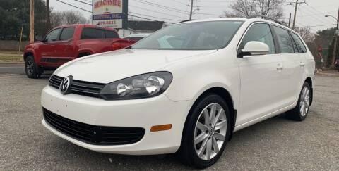 2012 Volkswagen Jetta for sale at Beachside Motors, Inc. in Ludlow MA