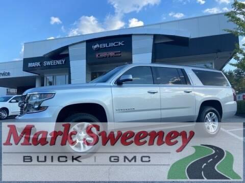 2015 Chevrolet Suburban for sale at Mark Sweeney Buick GMC in Cincinnati OH