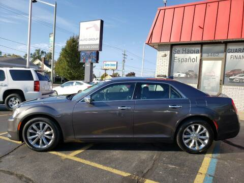2017 Chrysler 300 for sale at Select Auto Group in Wyoming MI