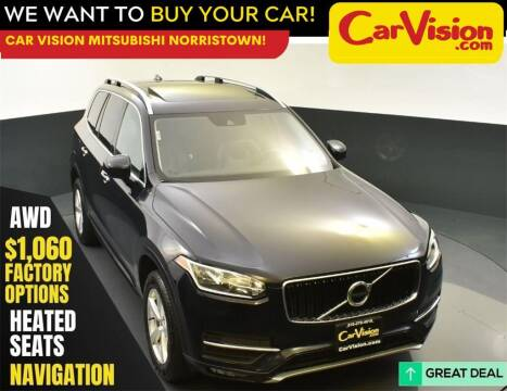 2016 Volvo XC90 for sale at Car Vision Mitsubishi Norristown in Norristown PA