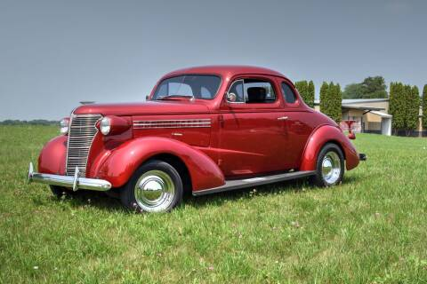 1938 Chevrolet Street Rod for sale at Hooked On Classics in Watertown MN