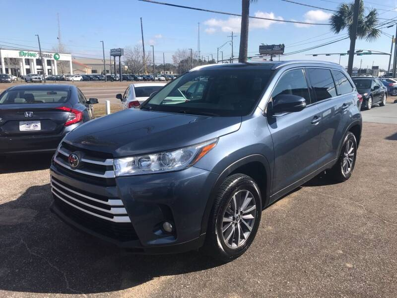 2017 Toyota Highlander for sale at Advance Auto Wholesale in Pensacola FL
