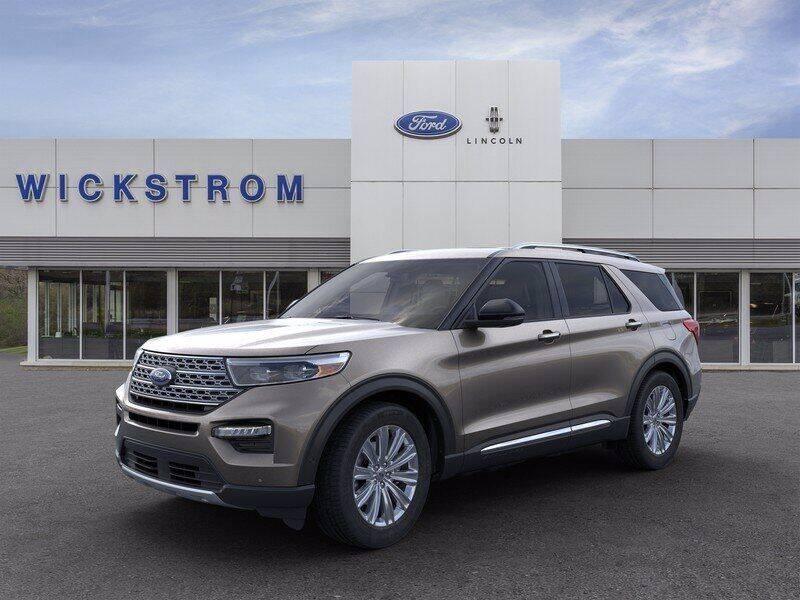 2021 Ford Explorer Hybrid Limited