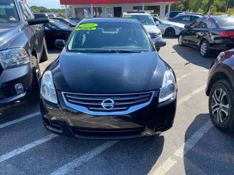 2010 Nissan Altima for sale at Sandy Lane Auto Sales and Repair in Warwick RI