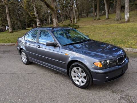 2002 BMW 3 Series for sale at All Star Automotive in Tacoma WA