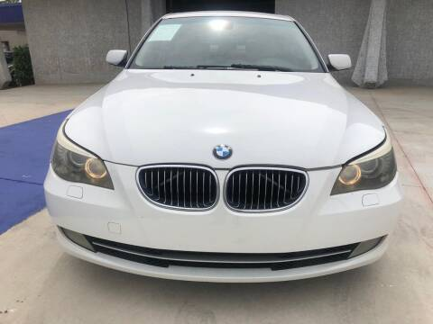 2009 BMW 5 Series for sale at Global Imports Auto Sales in Buford GA