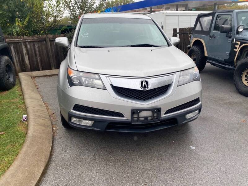 2013 Acura MDX for sale at Z Motors in Chattanooga TN