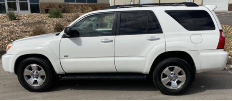 2007 Toyota 4Runner for sale at eAuto USA in New Braunfels TX