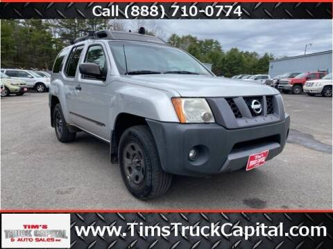 2007 Nissan Xterra for sale at TTC AUTO OUTLET/TIM'S TRUCK CAPITAL & AUTO SALES INC ANNEX in Epsom NH