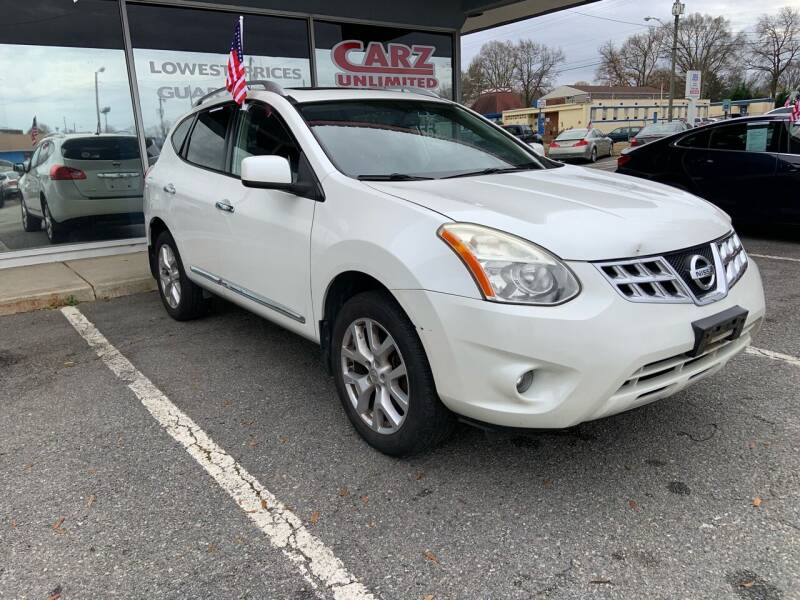 2011 Nissan Rogue for sale at Carz Unlimited in Richmond VA