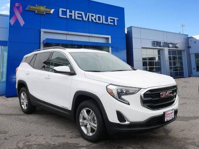 2019 GMC Terrain for sale at Bellavia Motors Chevrolet Buick in East Rutherford NJ