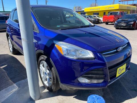 2016 Ford Escape for sale at New Wave Auto Brokers & Sales in Denver CO