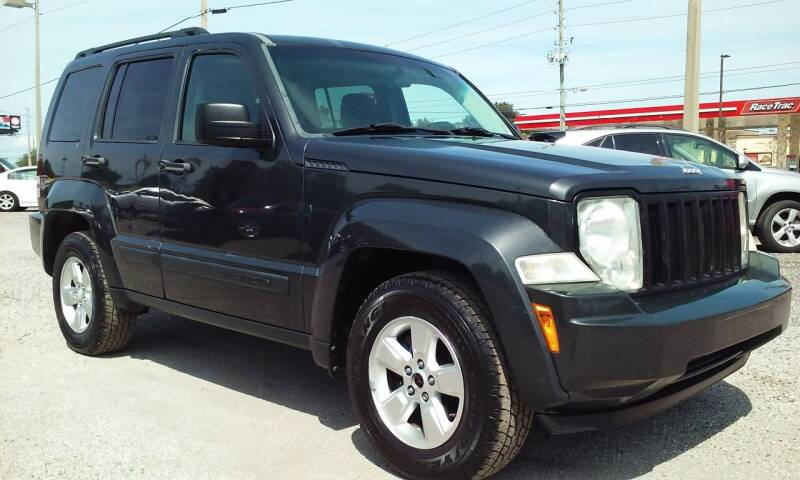 2010 Jeep Liberty for sale at Pinellas Auto Brokers in Saint Petersburg FL