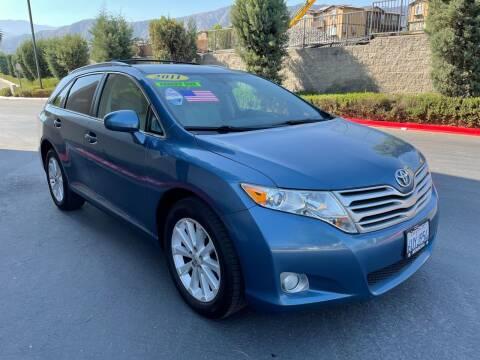 2011 Toyota Venza for sale at Select Auto Wholesales in Glendora CA