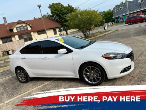 2015 Dodge Dart for sale at Magana Auto Sales Inc in Aurora IL