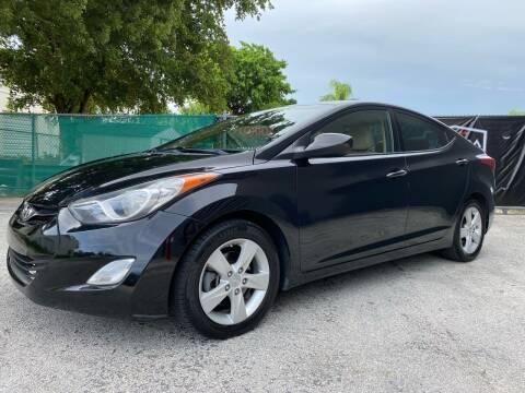 2013 Hyundai Elantra for sale at Florida Automobile Outlet in Miami FL