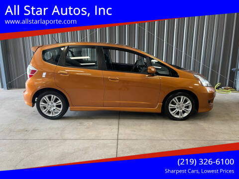 2011 Honda Fit for sale at All Star Autos, Inc in La Porte IN