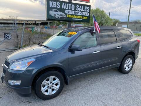 2011 Chevrolet Traverse for sale at KBS Auto Sales in Cincinnati OH