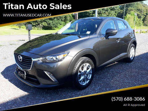 2016 Mazda CX-3 for sale at Titan Auto Sales in Berwick PA