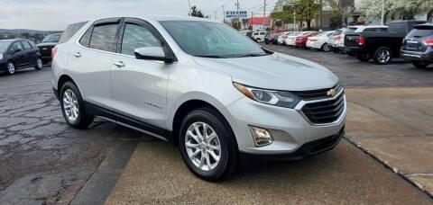 2020 Chevrolet Equinox for sale at Dan Paroby Auto Sales in Scranton PA