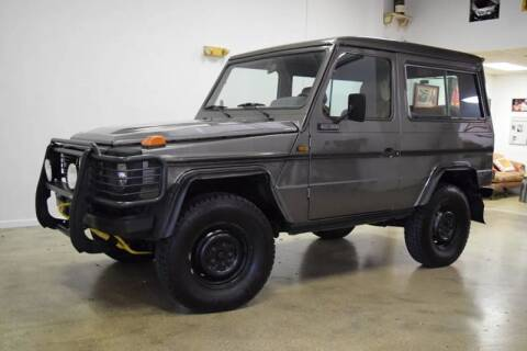 1991 Mercedes-Benz G-Class for sale at Thoroughbred Motors in Wellington FL