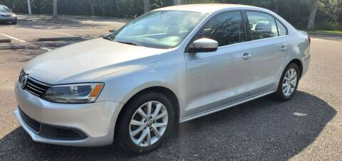 2013 Volkswagen Jetta for sale at Carlyle Kelly in Jacksonville FL