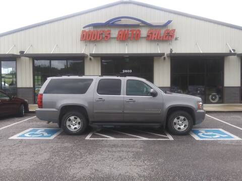 2007 Chevrolet Suburban for sale at DOUG'S AUTO SALES INC in Pleasant View TN