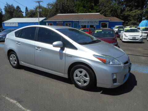 2010 Toyota Prius for sale at Lino's Autos Inc in Vancouver WA