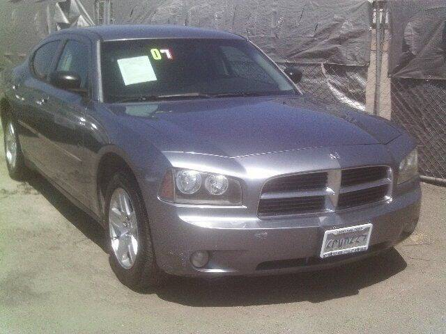 2007 Dodge Charger for sale at Valley Auto Sales & Advanced Equipment in Stockton CA