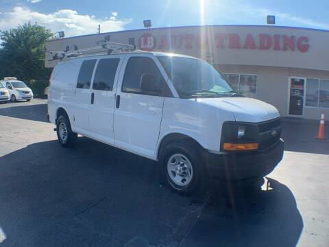 2017 Chevrolet Express Cargo for sale at LB Auto Trading in Orlando FL