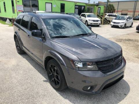 2014 Dodge Journey for sale at Marvin Motors in Kissimmee FL